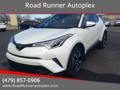2018 Toyota C-HR for sale at Road Runner Autoplex in Russellville AR