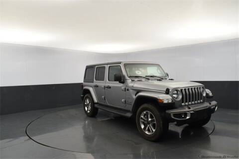 2020 Jeep Wrangler Unlimited for sale at Tim Short Auto Mall in Corbin KY