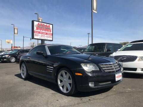 2004 Chrysler Crossfire for sale at ATLAS MOTORS INC in Salt Lake City UT