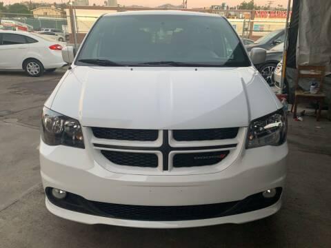2017 Dodge Grand Caravan for sale at Aria Auto Sales in El Cajon CA