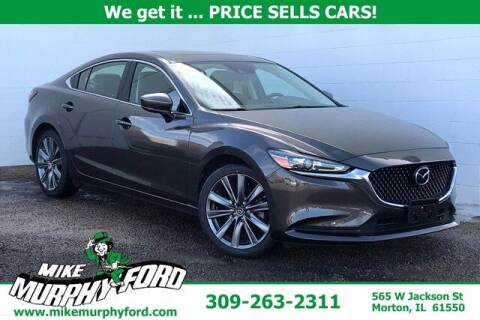 2019 Mazda MAZDA6 for sale at Mike Murphy Ford in Morton IL