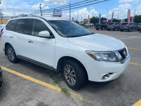 2014 Nissan Pathfinder for sale at Southeast Auto Inc in Baton Rouge LA