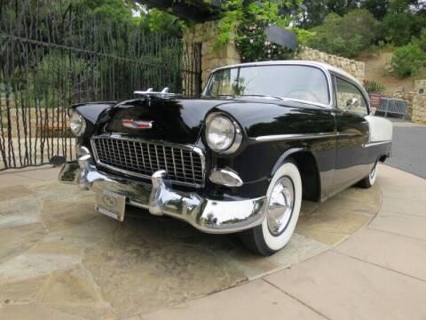 1955 Chevrolet Bel Air for sale at Milpas Motors in Santa Barbara CA