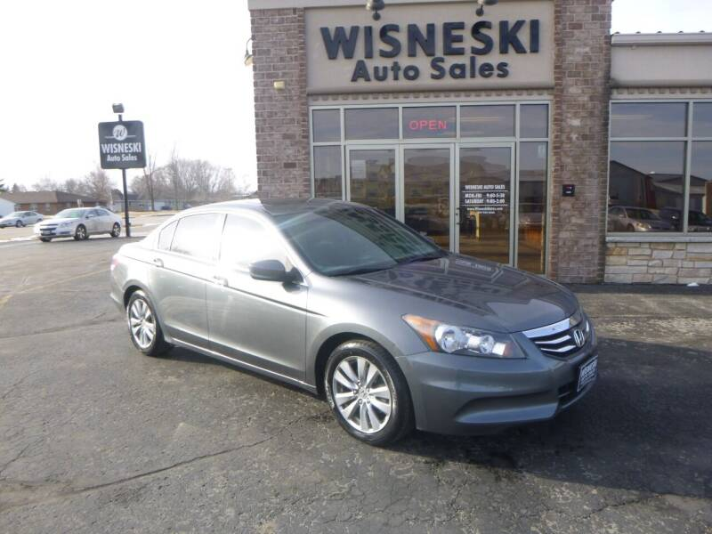 2011 Honda Accord for sale at Wisneski Auto Sales, Inc. in Green Bay WI