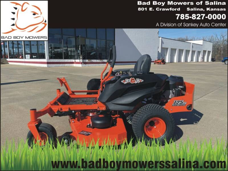Bad Boy MZ Magnum 54  #7263 for sale at Bad Boy Mowers Salina in Salina KS