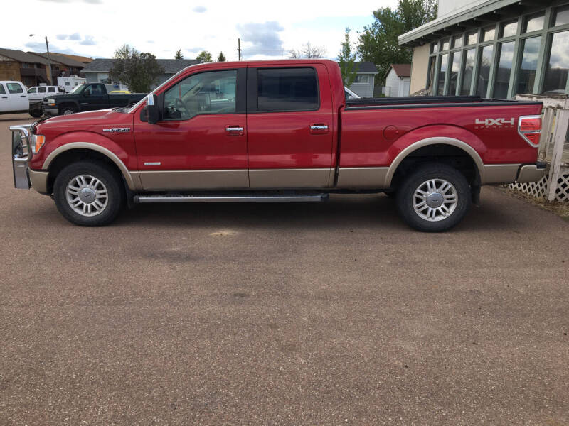 2011 Ford F-150 for sale at A Plus Auto LLC in Great Falls MT