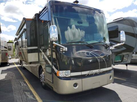Tiffin Allegro Bus 42, KingBed, 425hp for sale at Top Choice RV in Spring TX