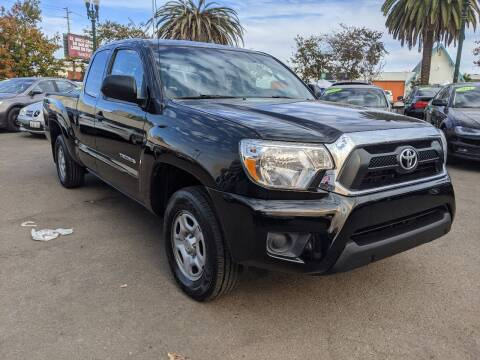 2013 Toyota Tacoma for sale at Convoy Motors LLC in National City CA