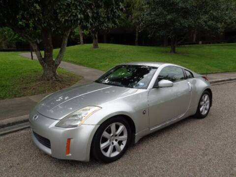 2003 Nissan 350Z for sale at Houston Auto Preowned in Houston TX
