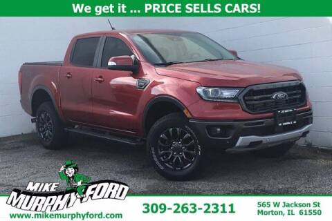 2019 Ford Ranger for sale at Mike Murphy Ford in Morton IL