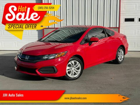 2015 Honda Civic for sale at JJH Auto Sales in Salt Lake City UT