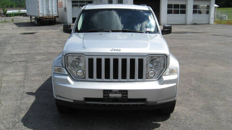 2010 Jeep Liberty for sale at SHIRN'S in Williamsport PA