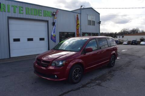 2015 Dodge Grand Caravan for sale at Rite Ride Inc 2 in Shelbyville TN