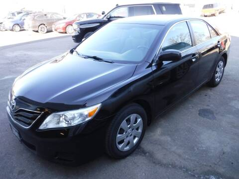 2011 Toyota Camry for sale at J & K Auto - J and K in Saint Bonifacius MN