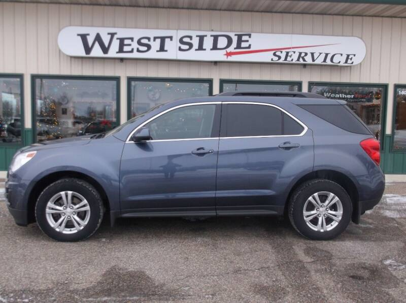 2014 Chevrolet Equinox for sale at West Side Service in Auburndale WI