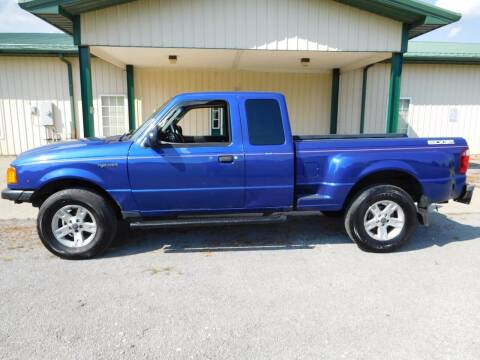 2004 Ford Ranger for sale at WESTERN RESERVE AUTO SALES in Beloit OH
