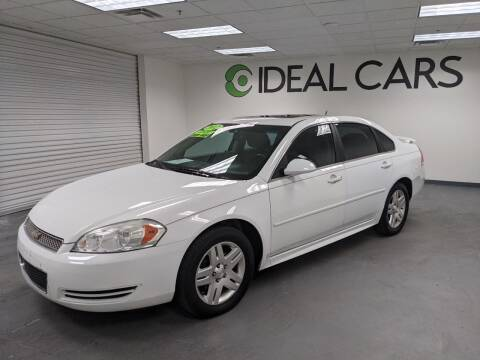 2012 Chevrolet Impala for sale at Ideal Cars Apache Junction in Apache Junction AZ