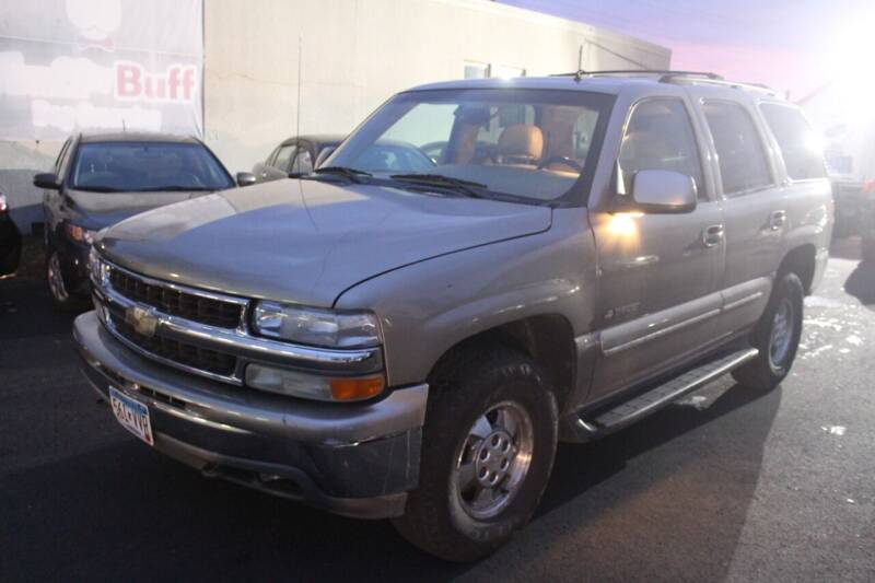2002 Chevrolet Tahoe for sale at Rochester Auto Mall in Rochester MN