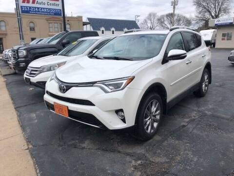2016 Toyota RAV4 for sale at RT Auto Center in Quincy IL
