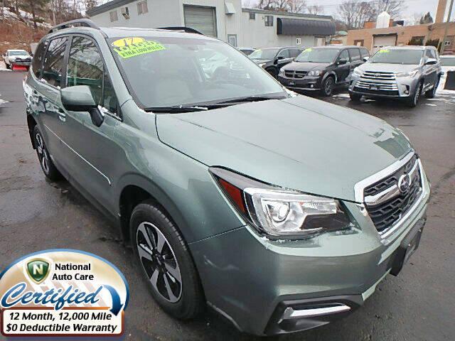 2017 Subaru Forester for sale at Jon's Auto in Marquette MI