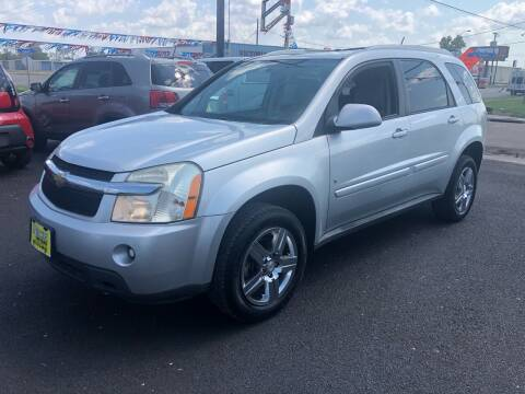 2009 Chevrolet Equinox for sale at Rock Motors LLC in Victoria TX