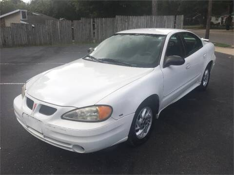 2004 Pontiac Grand Am for sale at Deme Motors in Raleigh NC
