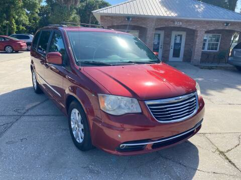 2014 Chrysler Town and Country for sale at MITCHELL AUTO ACQUISITION INC. in Edgewater FL