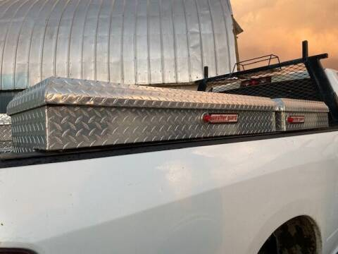 2018 Weather Guard Truck Tool Boxes for sale at The Ranch Auto Sales in Kansas City MO