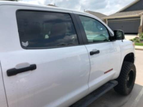 2016 Toyota Tundra for sale at STANLEY FORD ANDREWS in Andrews TX