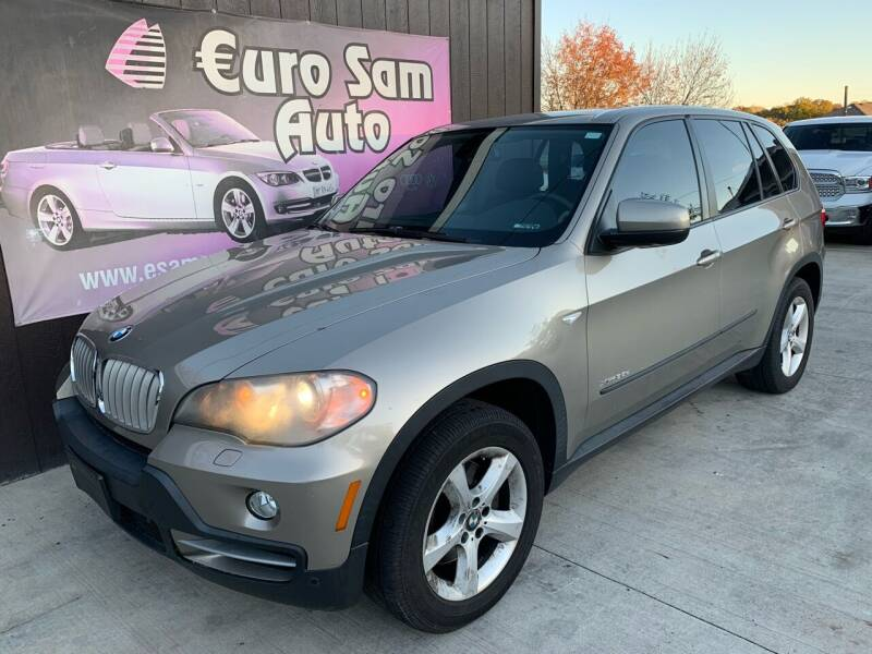 2010 BMW X5 for sale at Euro Auto in Overland Park KS