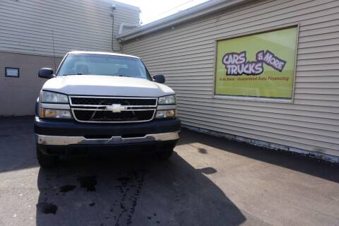 2006 Chevrolet Silverado 2500HD for sale at Cars Trucks & More in Howell MI