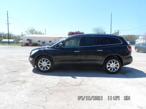 2012 Buick Enclave for sale at Town and Country Motors in Warsaw MO