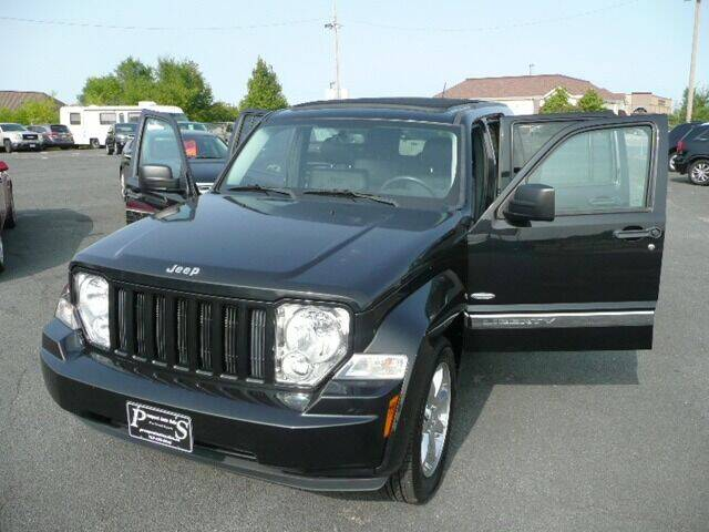 2012 Jeep Liberty for sale at Prospect Auto Sales in Osseo MN