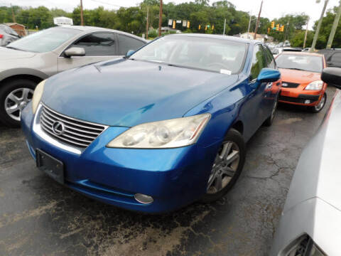 2008 Lexus ES 350 for sale at WOOD MOTOR COMPANY in Madison TN