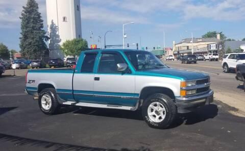 1994 Chevrolet C/K 1500 Series for sale at Tower Motors in Brainerd MN