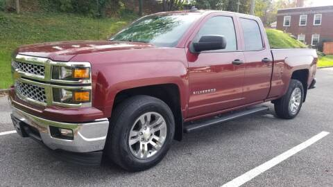 2014 Chevrolet Silverado 1500 for sale at Thompson Auto Sales Inc in Knoxville TN