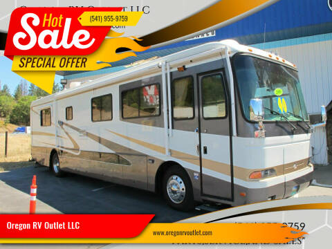 2000 Monaco Dynasty  40 2-Slides for sale at Oregon RV Outlet LLC - Diesel Motorhomes in Grants Pass OR