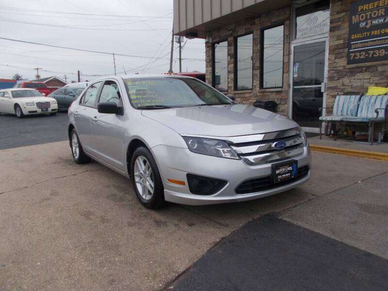 2011 Ford Fusion for sale at Preferred Motor Cars of New Jersey in Keyport NJ