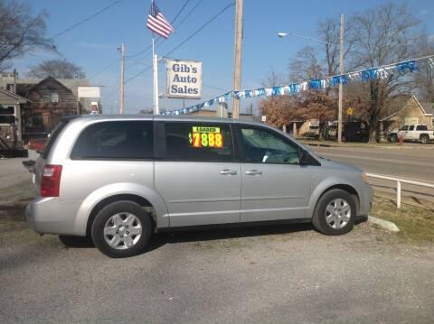 2010 Dodge Grand Caravan for sale at GIB'S AUTO SALES in Tahlequah OK