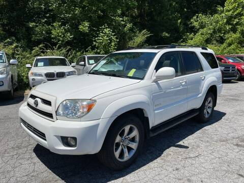 2008 Toyota 4Runner for sale at Car Online in Roswell GA