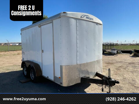 2005 Mirage XTERA Cargo for sale at FREE 2 U Consignments in Yuma AZ