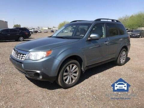 2012 Subaru Forester for sale at MyAutoJack.com @ Auto House in Tempe AZ