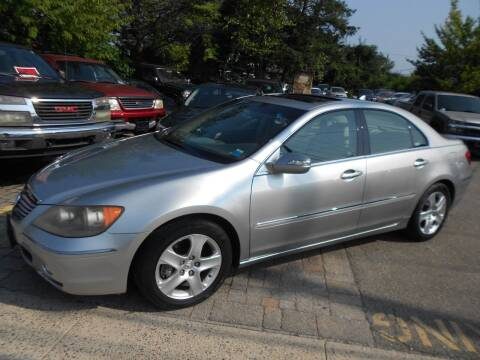 2007 Acura RL for sale at Precision Auto Sales of New York in Farmingdale NY