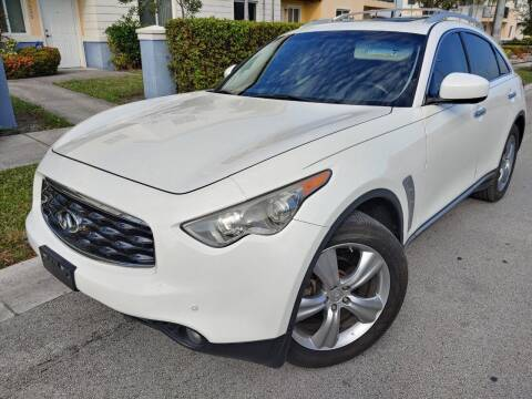 2009 Infiniti FX35 for sale at Easy Finance Motors in West Park FL