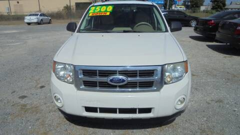 2011 Ford Escape for sale at Auto Mart - Moncks Corner in Moncks Corner SC
