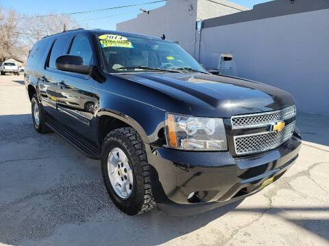 2014 Chevrolet Suburban for sale at CHURCHILL AUTO SALES in Fallon NV