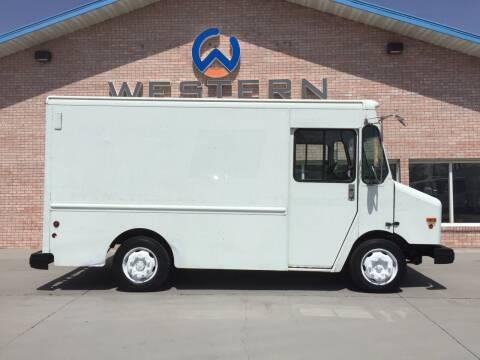 2002 Freightliner P500 Step Van for sale at Western Specialty Vehicle Sales in Braidwood IL
