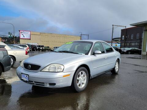 2001 Mercury Sable for sale at Aberdeen Auto Sales in Aberdeen WA
