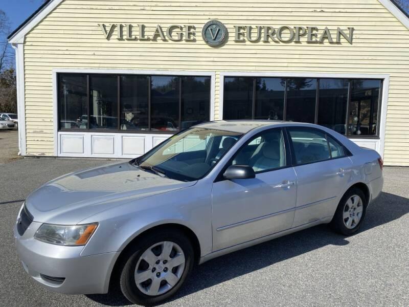 2008 Hyundai Sonata for sale at Village European in Concord MA
