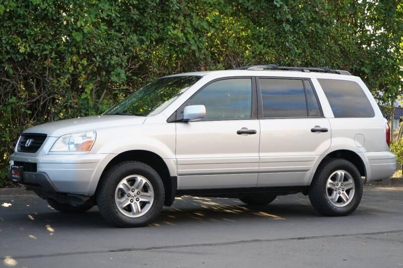 2005 Honda Pilot for sale at Beaverton Auto Wholesale LLC in Hillsboro OR
